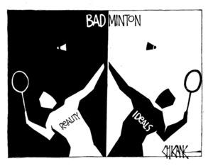 Winter, Mark 1958- :BADminton. 3 August 2012