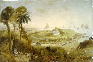 Maplestone, Henry, 1819-1884 :[New Plymouth]. 1849.
