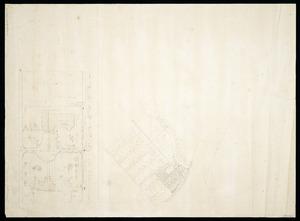 [Creator unknown] :[Plan of Turangawaewae Marae, Ngaruawahia] [ms map]. [ca 1930-1959].