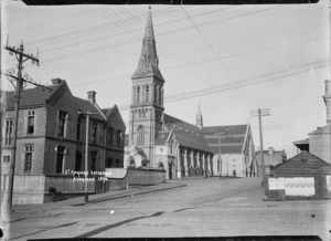 St Patrick's Cathedral, Auckland