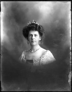 Lady Victoria Alexandrina Hamilton Plunket