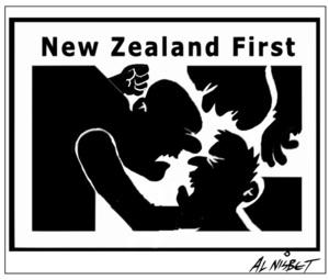 Nisbet, Alastair, 1958- :New Zealand First. 15 October 2012
