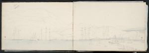 [Cookson, Janetta Maria] 1812-1867 :Port Cooper in 1861.