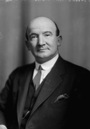 Labour Member of Parliament for Buller, Paddy Webb