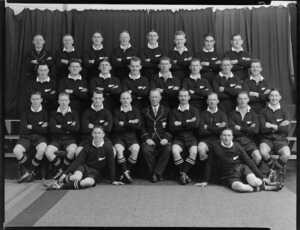 All Blacks, New Zealand representative rugby union team