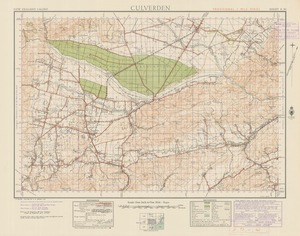Culverden [electronic resource] / [drawn by] C.H. ; compiled from plane table sketch surveys and official records by the Lands & Survey Department.