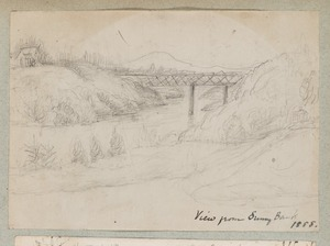 Artist unknown :1. View from Sunny Bank. 1888