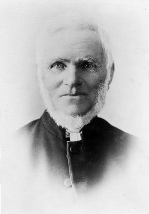 Reverend Robert Burrows