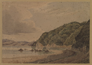[Smith, William Mein] 1799-1869 :South eastern bay, Petoni Road, March, 1852