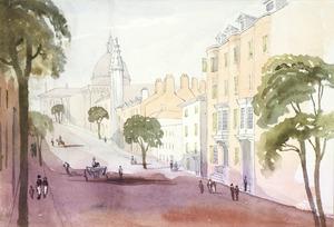 [Fox, William] 1812-1893 :Temple St[reet]. Boston [Massachusetts. 1852?]
