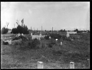 Midhirst Old Cemetery