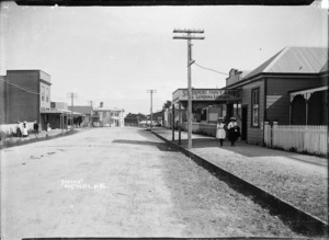 Queen Street, Northcote, North Shore, Auckland