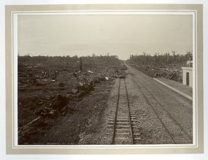 Wellington & Manawatu Railway station and yards, Shannon