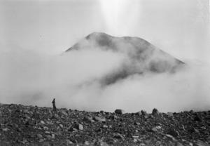 "Mount ""Ngauruhoe from the crater, Tongarriro"""