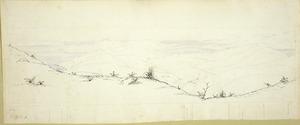 Smith, William Mein 1799-1869 :Sketch on Watt's Peninsula. Port Nicholson. October 1841