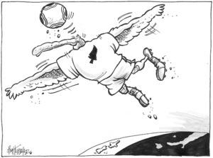 [Kiwis fly/All Whites] 21 June 2010
