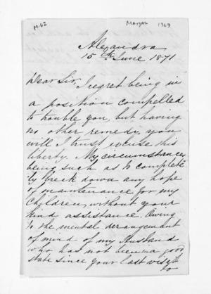 Inward letters - Surnames, Mor - Mor