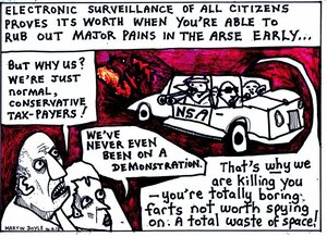 Doyle, Martin, 1956- :Drive-by surveillance. 17 June 2013