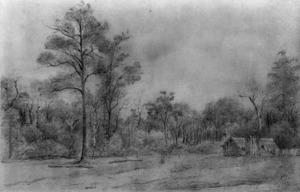 [Smith, William Mein] 1799-1869 :[Mr Donald's homestead, Manaia] Feb., 1849