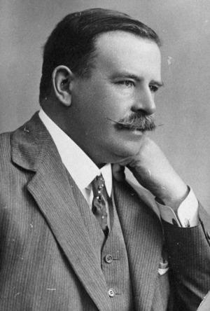Portrait of Joseph George Ward