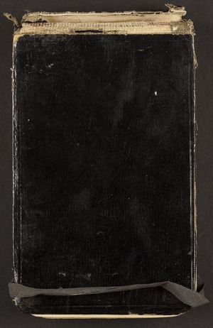 Wells, Charles Stephen, 1895-1959: Diaries