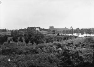 Lake House and Lake Rotoroa, Hamilton