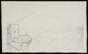 [Creator unknown] :[Sections in the Puketapu and Hohotaka blocks, Piopiotea Survey District] [copy of ms map]. [n.d.]
