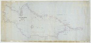 [Creator unknown] :Whangaipeke Block, [Piopiotea and Maungaku survey districts] [ms map]. [n.d.]