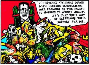 Doyle, Martin, 1956- :Bashar al-ACID. 23 August 2013