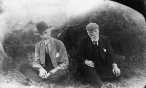 Elsdon Best and Percy Smith