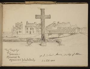 O'Grady, James, 1882?-1956 :The tragedy of Tamines; memorial to massacred inhabitants + D J Card. Mercier, Archbp of Malines. 23 Feb 1919.