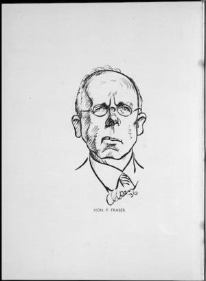 Allen, J. T. :Hon. P. Fraser. Parliamentary Portraits, 1936.