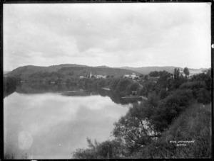 Whanganui River and Upokongaro