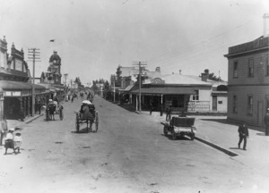Main Street, Carterton