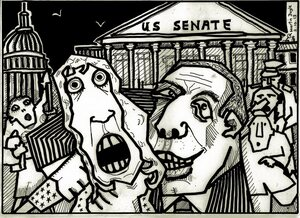Doyle, Martin, 1956- :America mugged at Senate. 2 October 2013
