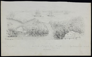 Artist unknown :St George's Bay - Parnell, Auckland. 1860