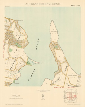 Auckland and environs [electronic resource].