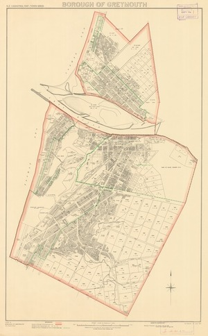Borough of Greymouth [electronic resource].