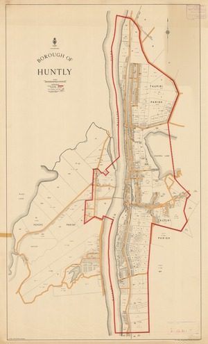 Borough of Huntly [electronic resource].