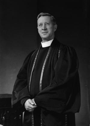 Reverend Percy Reginald Paris