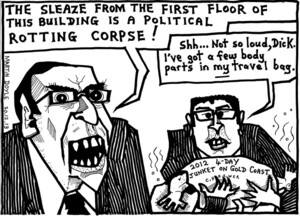 Doyle, Martin, 1956- :Quacking about corpses. 20 December 2013