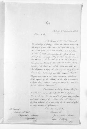 Inward letters - Surnames, Esp - Eyr