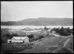 Raglan - Photograph taken by Gilmour Brothers