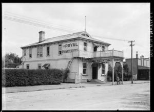 Royal Hotel, Morrinsville
