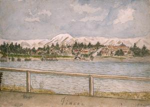 Haylock, Arthur Lagden 1860-1948 :Timaru [1878?]