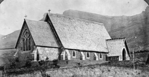 St Cuthbert's Church at Governors Bay