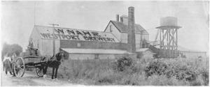 W Nahr's Westport Brewery