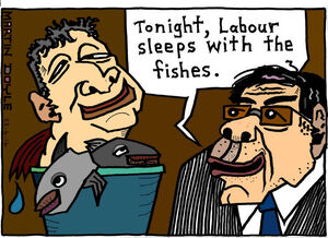 Doyle, Martin, 1956- :Sleeping with the fishes. 23 April 2014