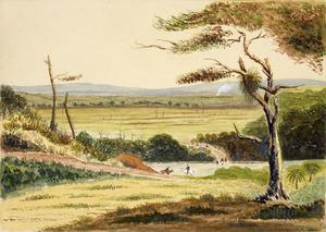 Hamley, Joseph Osbertus, 1820-1911 :Kanniwanniwah, Waikato [1864]
