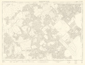 Northcote [electronic resource] / drawn by Thelma Williamson.